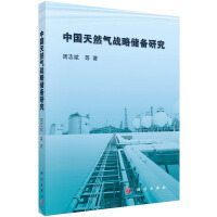 中国天然气战略储备研究