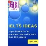 【中商海外直订】Ielts Ideas: Topic Ideas for All Question Types wit