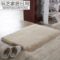 防滑垫 进门入户地垫卫生间地垫浴室防滑垫卧室厨房吸水门垫进门口脚垫