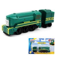 托马斯和朋友THOmas中型儿童轨道玩具合金小火车滑行可连接