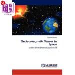 【中商海外直订】Electromagnetic Waves in Space