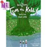 【中商海外直订】The Adventures of Tom the Rabbit: Into the Fox's La