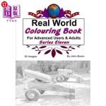 【中商海外直订】Real World Colouring Books Series 11