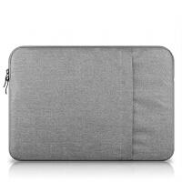 苹果笔记本电脑包Macbook13.3内胆包12保护套ipad pro15.6air14寸 苹果灰 10寸
