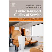 【预订】Public Transportation Quality of Service 9780081020807