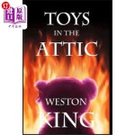 【中商海外直订】Toys In The Attic