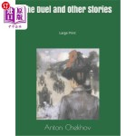 【中商海外直订】The Duel and Other Stories: Large Print