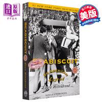 【中商原版】奔腾年代 英文原版 Seabiscuit Laura Hillenbrand 豆瓣推荐