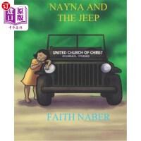 【中商海外直订】Nayna and the Jeep