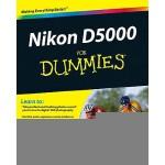 【预订】Nikon D5000 For Dummies