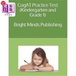 【中商海外直订】Cogat Practice Test (Kindergarten and Grade 1)