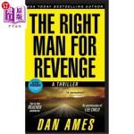 【中商海外直订】The Jack Reacher Cases (the Right Man for Revenge)