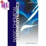 【中商海外直订】Basic Chemical Thermodynamics (Fifth Edition)