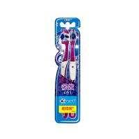 【宝洁】佳洁士多效四合一牙刷两支超值装