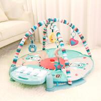 婴儿踢踏琴 脚踏钢琴健身架器可充电幼儿宝宝婴儿玩具毯0-1岁男女孩3个月