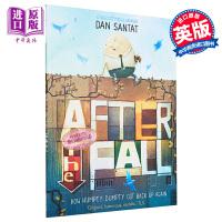 【中商原版】Dan Santat 秋天之后 英文原版After the Fall亲子故事绘本 克服恐惧 3-6岁
