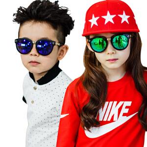 kocotree儿童眼镜宝宝太阳镜女童墨镜男童防紫外线小孩亲子眼镜潮
