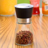 白胡椒结实打胡椒粉机手动研磨器家用佐料瓶芝麻用品花椒黑糊椒
