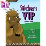 【中商海外直订】Stickers VIP