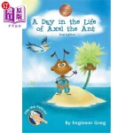 【中商海外直订】A Day in the Life of Axel the Ant