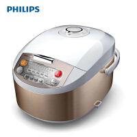 飞利浦(Philips) HD3032/21电饭煲电脑型多功能 3L智能 可预约定时九大菜单功能