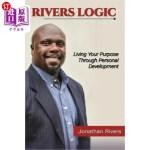 【中商海外直订】Rivers Logic: Living Your Purpose Through Personal