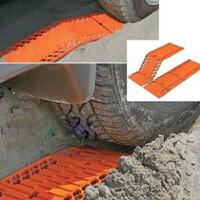 泥沙雪地脱困板 汽车轮胎 可折叠防护板 户外自驾