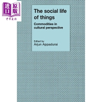【中商原版】阿��君?阿帕杜�R:物的社��生命 英文原版 The Social Life of Things Arjun A
