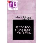 【中商海外直订】At the Back of the Black Man's Mind