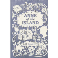 Anne of the Island 绿山墙的安妮ISBN9781442490048