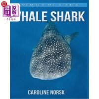 【中商海外直订】Whale Shark: Amazing Photos & Fun Facts Book about