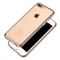 手机壳硅胶透明电镀防摔保护套适合于iphone6/6 plus/6s/iphone6s手机壳/iphone6手机壳 /苹果6手机壳