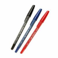 斑马牌R-8000橡胶圆珠笔0.7mm 斑马圆珠笔一盒10支