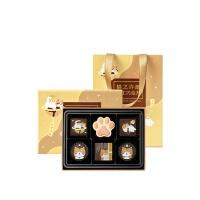 【网易严选4周年庆】送小仙女的礼物,猫之许愿手工巧克力 65克