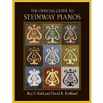 【预订】The Official Guide to Steinway Pianos