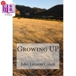 【中商海外直订】Growing UP