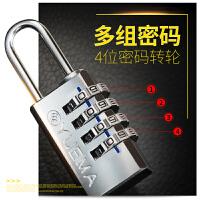 密码挂锁行李箱密码锁健身房密码锁拉杆旅行箱包锁小号