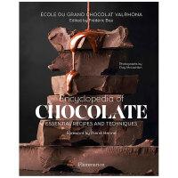 【预订】Encyclopedia of Chocolate 巧克力全书 英文原版餐饮食谱