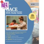 【中商海外直订】GACE ESOL Study Guide 2019-2020: Test Prep and Prac