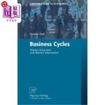 【中商海外直订】Business Cycles: Market Structure and Market Intera