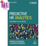 【中商海外直订】Predictive HR Analytics: Mastering the HR Metric