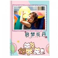 4相册幼儿园毕业纪念册 儿童纪念册 小学毕业纪念册定制 其它 24页