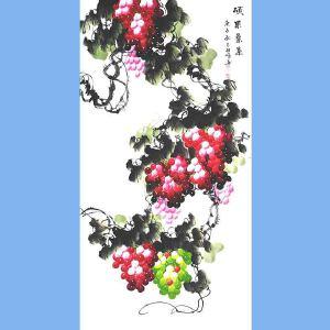 中国美协会员,中国书协会员,龙云书画院院长候桂峰(硕果累累)