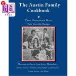 【中商海外直订】The Austin Family Cookbook Three Generations Share