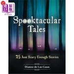 【中商海外直订】Spooktacular Tales: 25 Just Scary Enough Stories