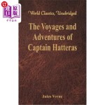 【中商海外直订】The Voyages and Adventures of Captain Hatteras (Wor