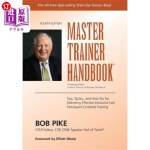 【中商海外直订】Master Trainer Handbook: Tips, Tactics, and How-Tos