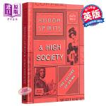 【中商原版】烈酒与上流社会:酒文化 英文原版 Rough Spirits & High Society: The Cu