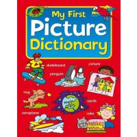 My First Picture Dictionary    ISBN:9781841358734