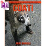 【中商海外直订】Coati! An Educational Children's Book about Coati w